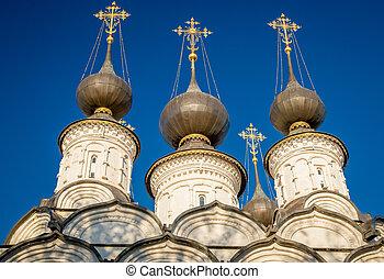 Church of the Entry into Jerusalem. Suzdal