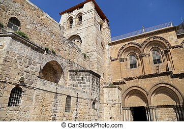 Church of the Holy Sepulchre.
