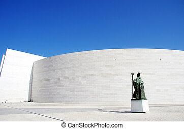 Church of the Holy Trinity, Fatima, Portugal