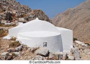 Church of The Holy Trinity, Halki - The Church of The Holy...