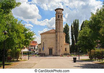 Church of the Holy Trinity, Pordenone