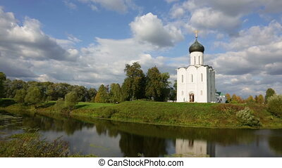 Church of the Intercession on the Nerl - Church of...