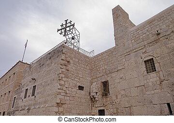 Church of the Nativity - Bethlehem - Israel