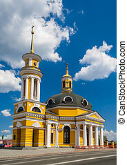 Church of the Nativity in Kyiv, Ukraine