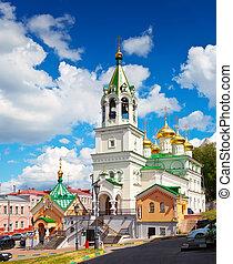 Church of the Nativity John the Baptist in Nizhny Novgorod