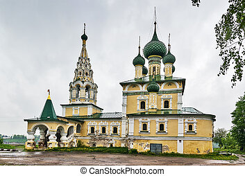 Church of the Nativity of John the Baptist, Uglich