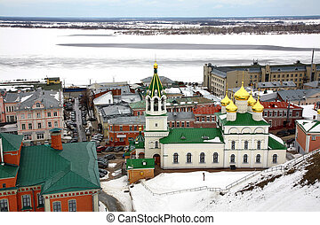 Church of the Nativity of John the Precursor Nizhny Novgorod