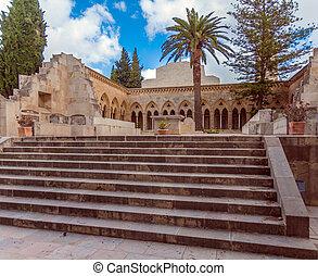 Church of the Pater Noster, Mount of Olives, Jerusalem