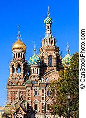 Church of the Savior on Blood, St. Petersburg
