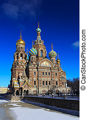 Church of the Savior on Blood, StPetersburg, Russia