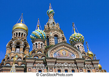 Church of the Savior on Spilled Blood - The Church of the...