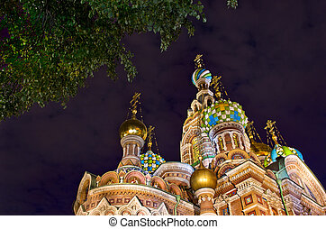Church of the Saviour on Spilled Blood (Spas na Krovi), St....
