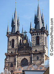 Church of the Virgin Mary in Prague