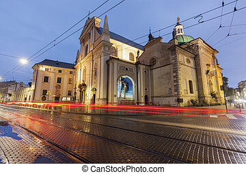Church of the Visitation of the Blessed Virgin Mary in Krakow