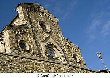 Church of tuscany