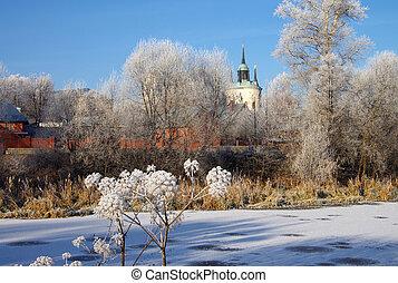 Church of Vladimir Icon of Mother of God in Bykovo