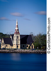 Church on the water