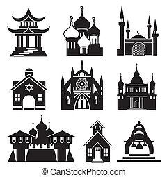 church -  religious buildings and structures