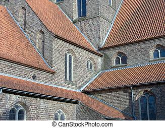 Church roof 1