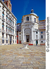 Church San Geremia in Venice, Italy
