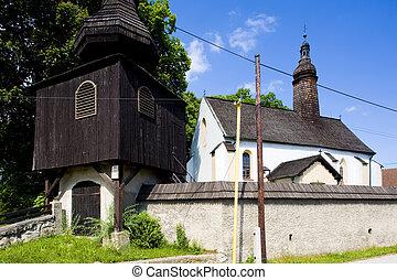 church, Slovakia - church, Liptovsky Michal, Slovakia