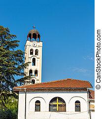 Church St. Demetrius of Salonica in Skopje - Macedonia