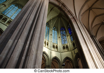 Church the Dom in Utrecht
