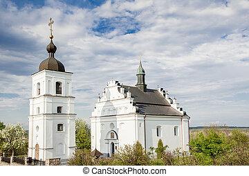 Church Ukraine - typical national Church in Ukraine in the...