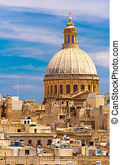 Churche of Our Lady of Mount Carmel, Valletta