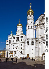 Churches in Moscow Kremlin