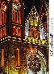 Churches night 3