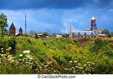 Churches of various concessions in Nizhny Novgorod