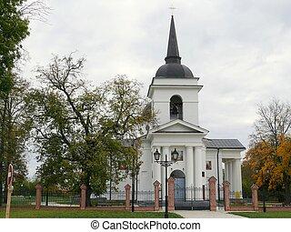 churches - city %u200B%u200Bfortress Baturin