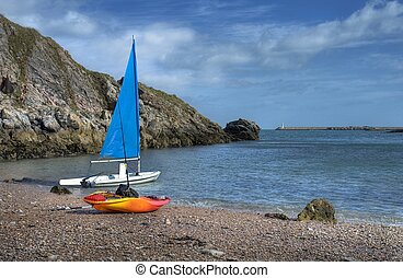 Churston Cove, Devon - Churston Cove near Brixham, Devon,...