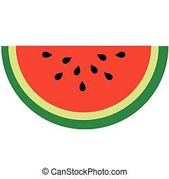 chutný, vodní meloun