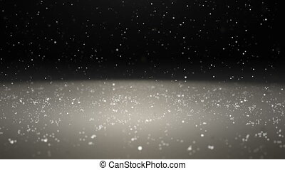 chuva, partícula, abstratos