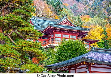 Chuzen-ji Temple, Nikko, Japan