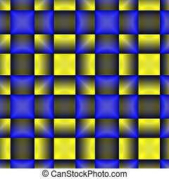 chwiejny, (motion, illusion)