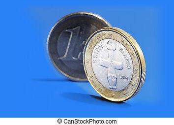 chypre, euro