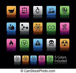 ciência, /, colorbox