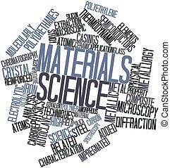 ciência, materiais