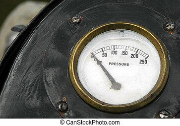 ciśnienie, nie