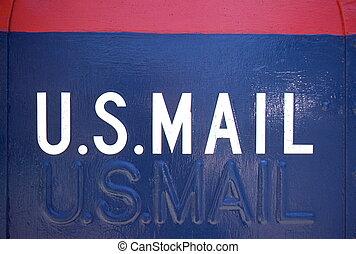 ci, posta, segno