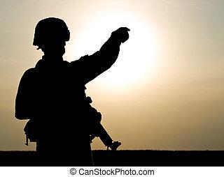 ci, soldato