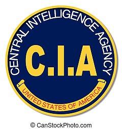 CIA Logo Mockup