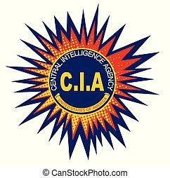 CIA Spoof Icon Splash