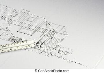 cianotipo, 02, edificio