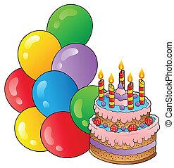 ciastko, 1, temat, urodziny