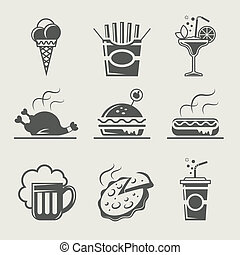 cibo, bevanda, digiuno