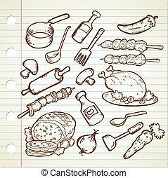 cibo, cookware